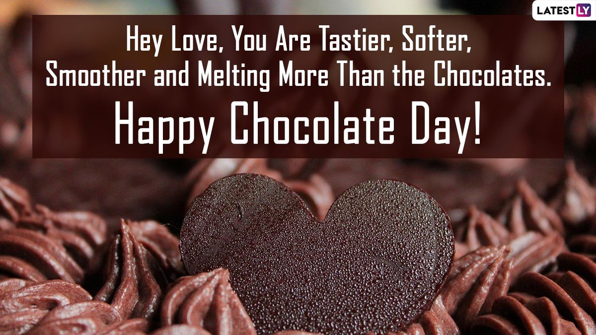 Chocolate Day 2021 Romantic Wishes For Him And Her Whatsapp Stickers Signal Messages Choco In 2021 Chocolate Day Chocolate Quotes Happy Chocolate Day Happy chocolate day 2021 quotes for