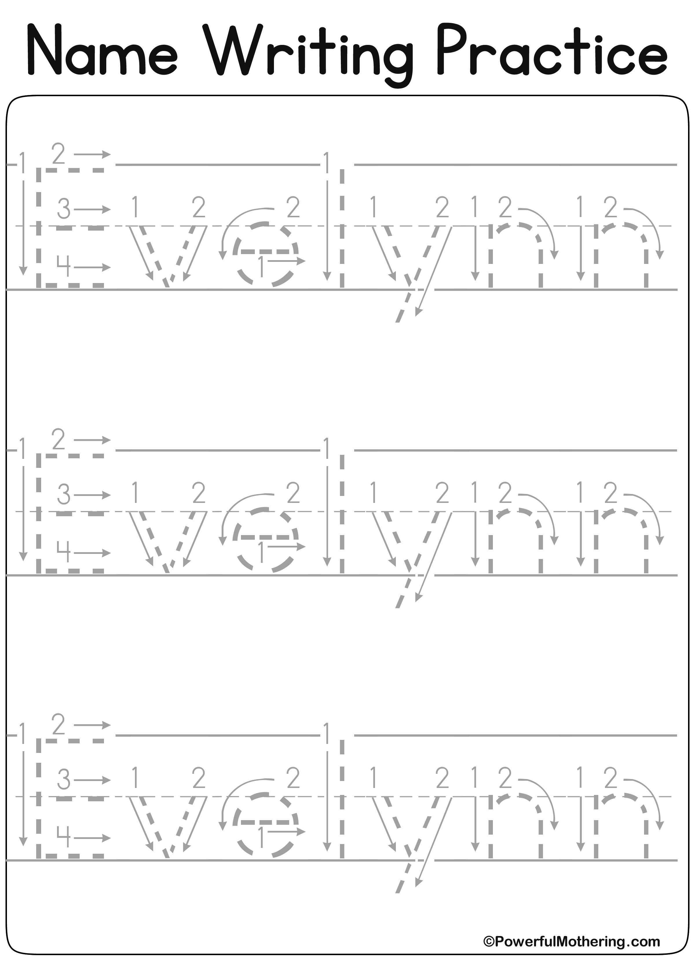 Eateprintables Custom Name Get Text Evelynn