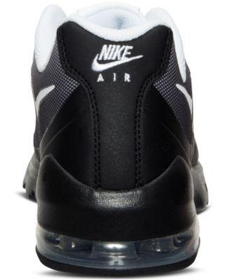 1b688127604436 Nike Men s Air Max Invigor Print Running Sneakers from Finish Line - Black  10.5