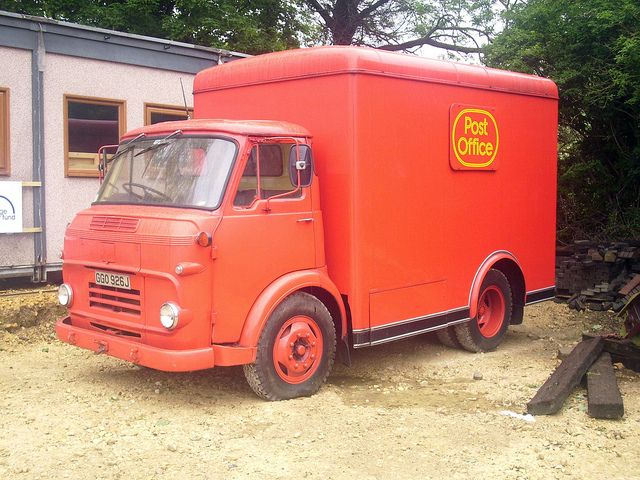 Mobili originali ~ 1971 karrier gamecock mobile post office. view my original classic
