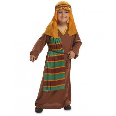 ab15f406d9720 Disfraz de Beduino para Niño Hebreo  Belen  Navidad