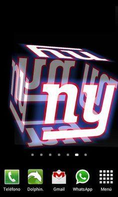 Ny Giants 3d Wallpaper View Bigger 3d New York Giants Wallpaper For Android Screenshot New York Giants New York Giants Football Ny Giants Football