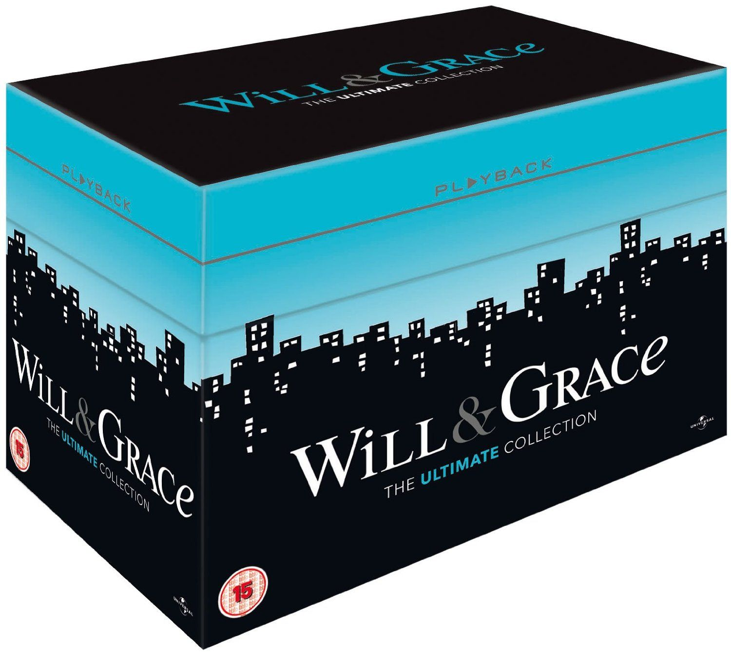 DVD Will & Grace Complete - The Ultimate Collection #sitcome #funny #series