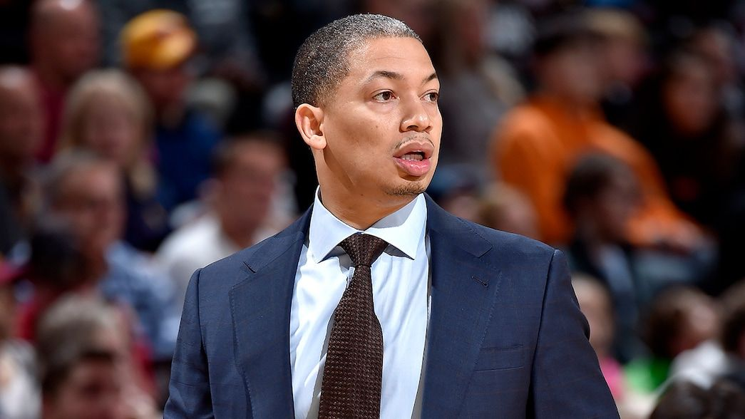 New Clippers Coach Tyronn Lue It Feels Good To Be Wanted Nba Com In 2020 Tyronn Lue Nba Championships Los Angeles Clippers