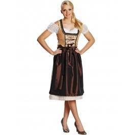 Viktoriansk Oktoberfestkostyme med Smykke