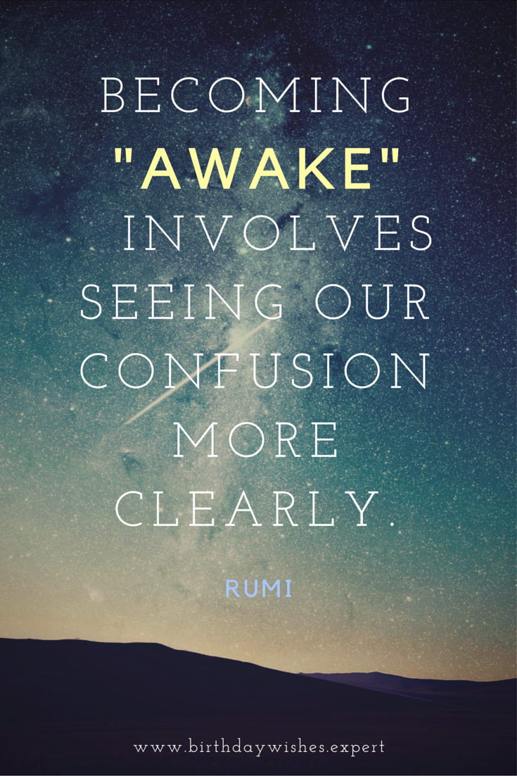 Rumi Quotes On Life Quotes Quotes Inspirational Wisdom Rumi  Искусство  Pinterest