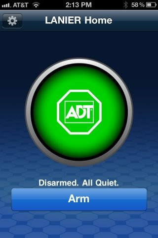 ADT Pulse iPhone app Review  Access your security system and