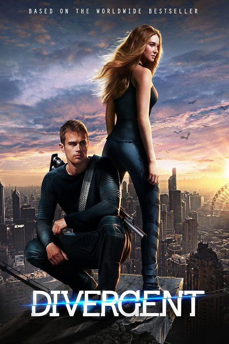 Divergent #filmposters
