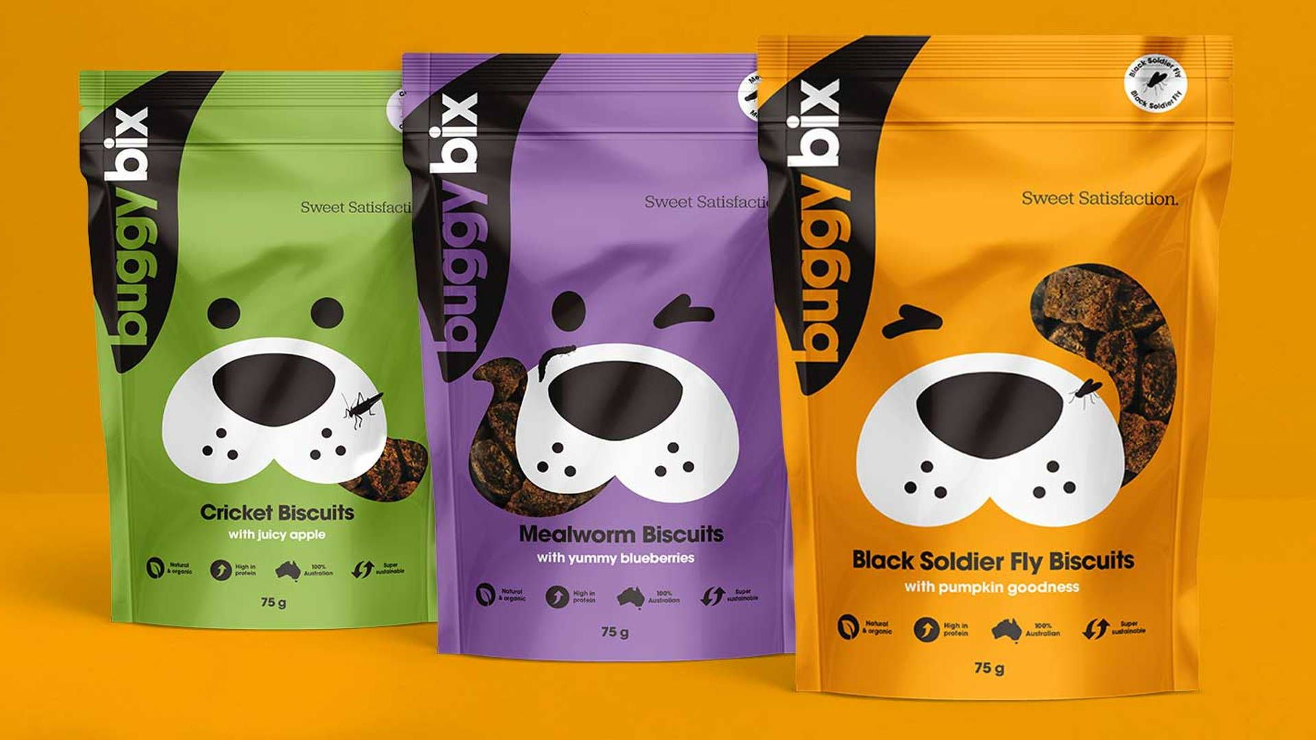 Buggy Bix The Sustainable Dog Food With A Big Personality In 2020