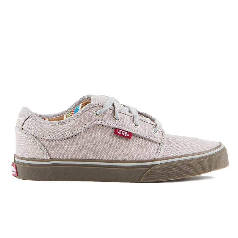46b61a4012 Vans Skate Chukka Low Kids Shoes Mais