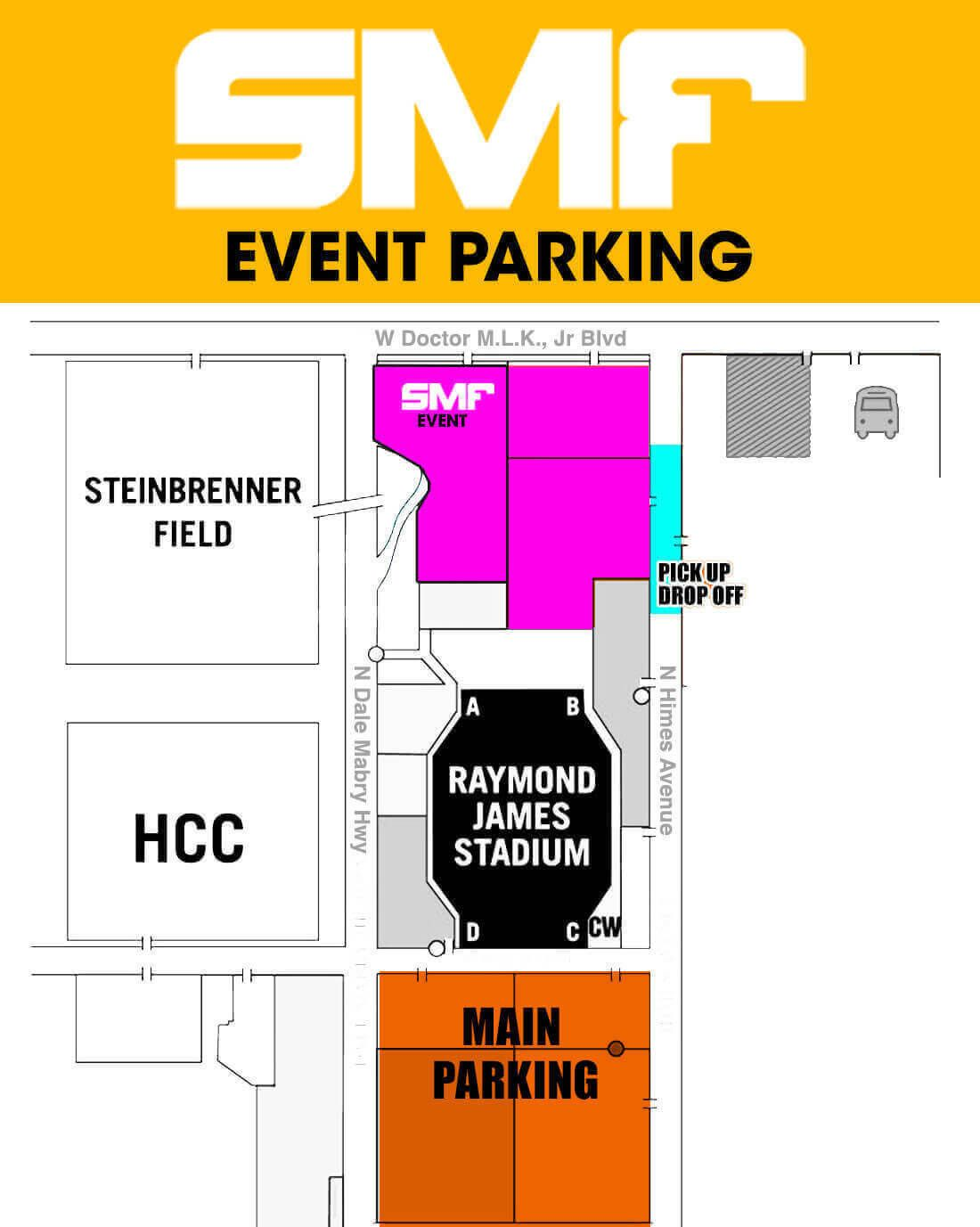 Pin By Raymond James Stadium Tampa Sports Authority On Upcoming