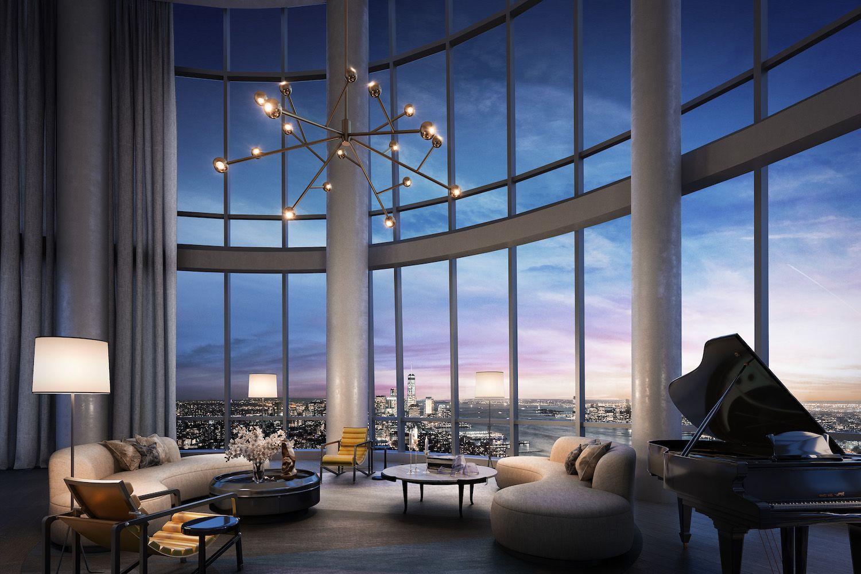 Singaporeu0027s Wallich Residence Super Penthouse Costs $78.4M | Unusual,Unique  U0026 Beautiful Homes,Pools Plus Interiors | Pent House, Luxury Homes Interior,  ...