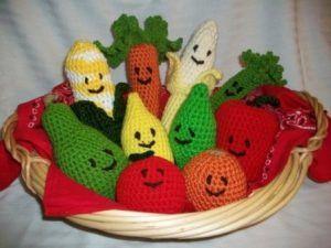 Organization of Decorative Fruit Production - Knitting, Crochet, Dıy, Craft, Free Patterns - Knitting, Crochet, Dıy, Craft, Free Patterns