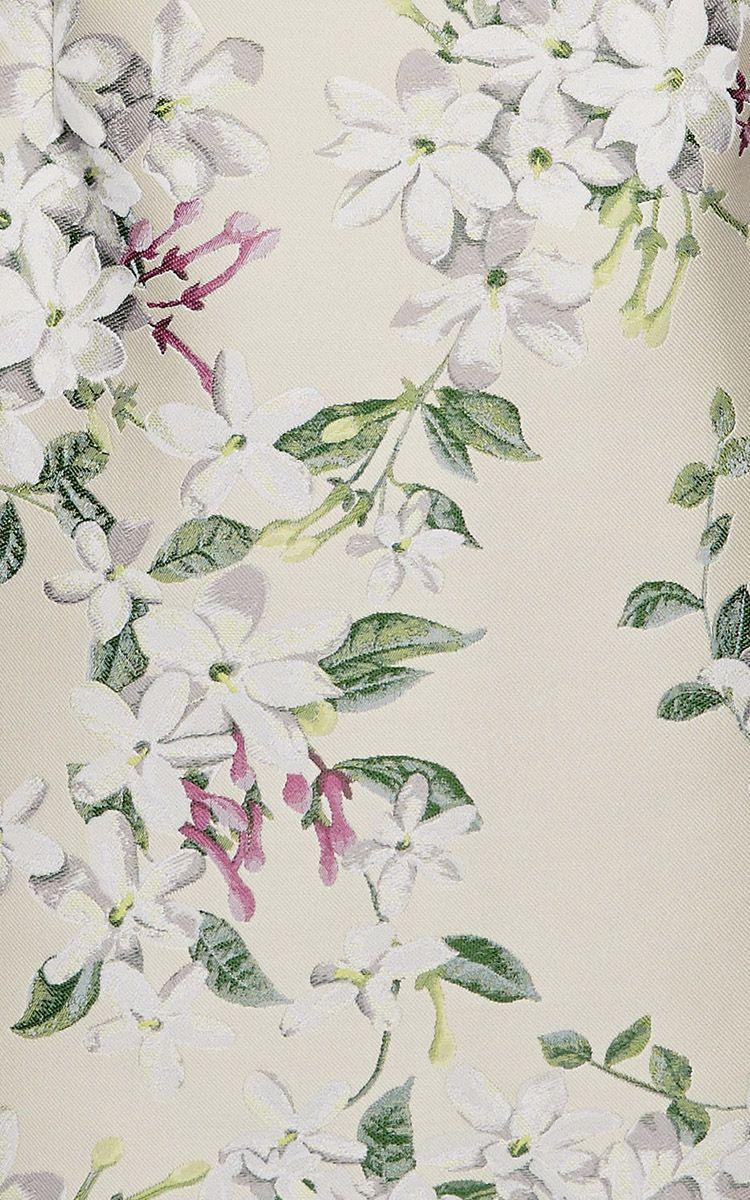 Floral Jacquard Dress by Giambattista Valli - Moda Operandi