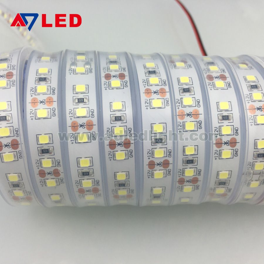 Ip67 Led Strip Waterproof 5600k Ce Rohs Led Strip 12v 2835 Strip Lights For Museum Display Showcase Strip Lighting Led Strip Lights Price Led Flexible Strip