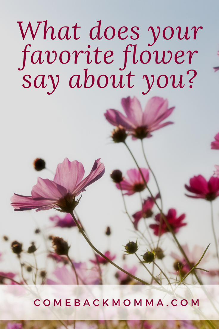 What Your Favorite Flowers Say About You Giveaway Too Breastfeeding