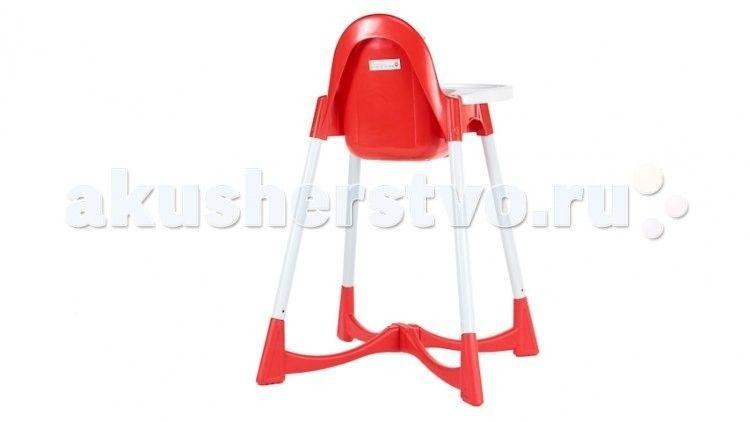 Стульчик для кормления Pilsan Practic - Красный