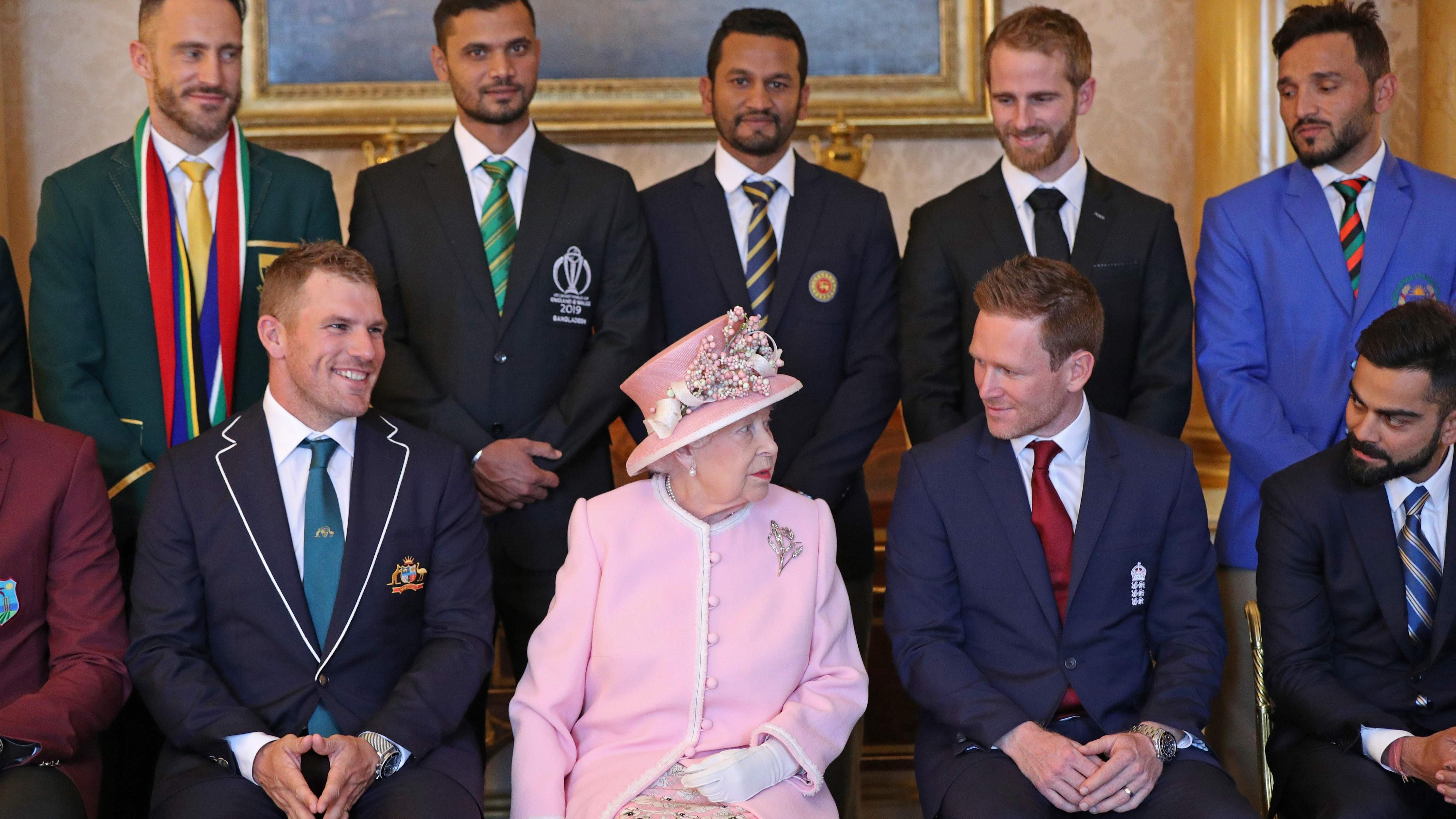 Cricket World Cup Off To A Soggy Silly Start Cricket World Cup Queen Elizabeth Ii Queen Elizabeth