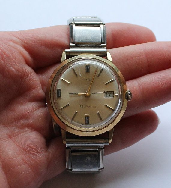 Timex Self Winding Mechanical Watch Works by onetime on Etsy, $7.25