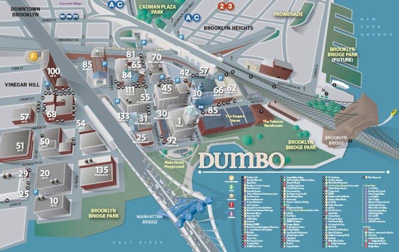 NYC S BEST KEPT SECRET DUMBO World Explorer