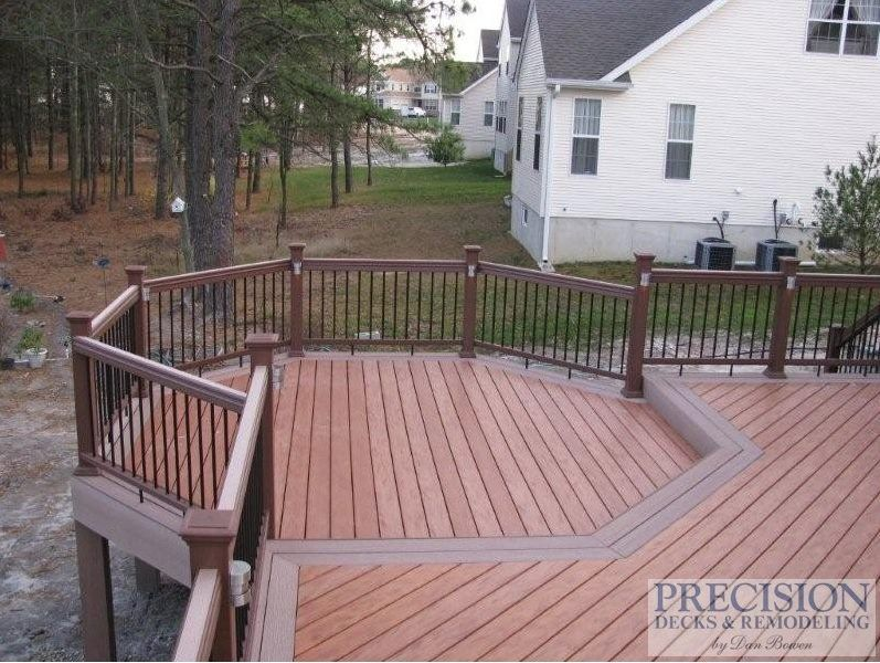 Pin By Precision Decks Remodeling On Philadelphia Roof Deck