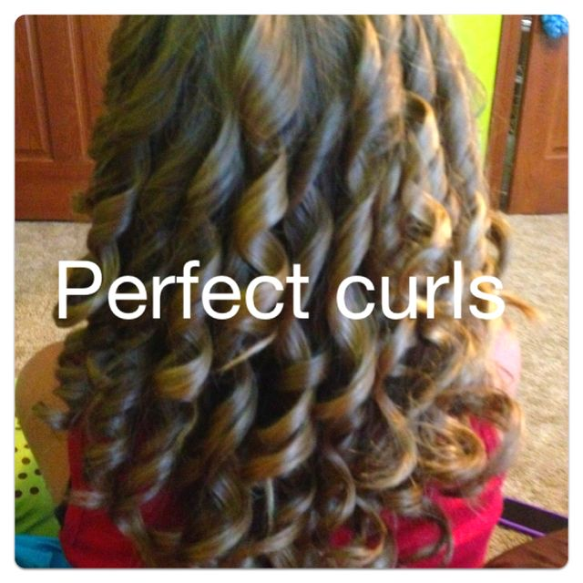 Perfect curls:)