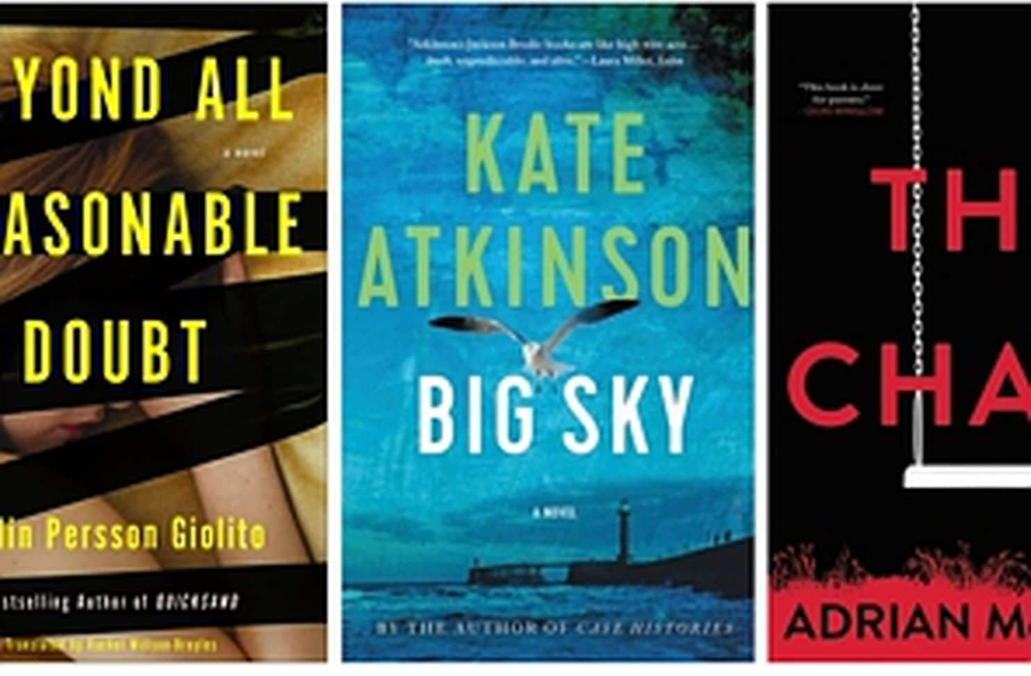 Looking for a summer thriller? Here are 9 picks for your