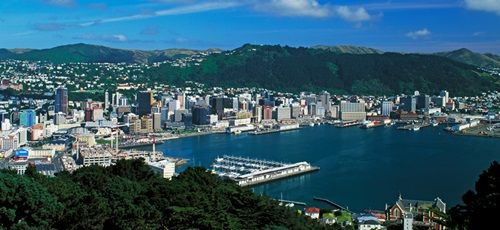 Top Ten Cleanest Cities In The World New Zealand Travel Guide
