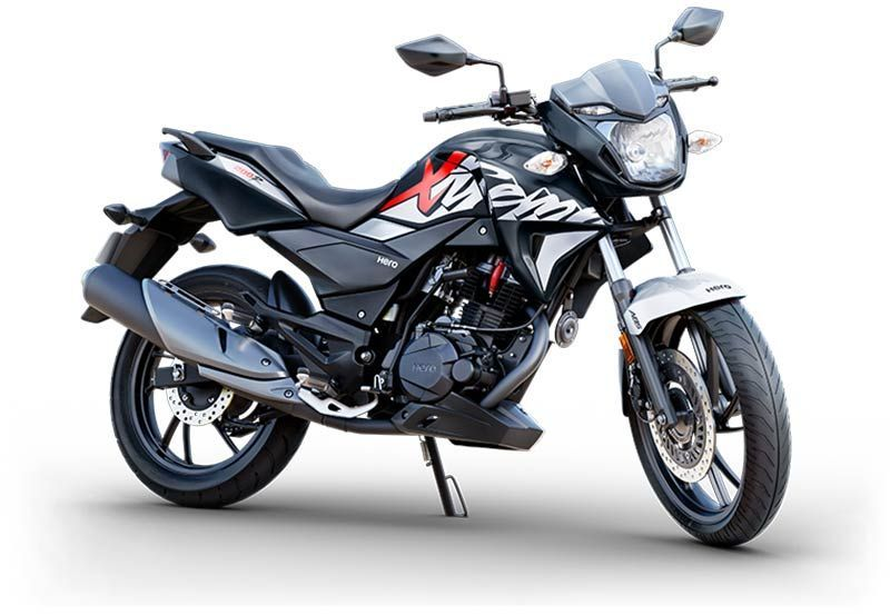 Hero Xtreme 200r Colors Black Blue Orange Sports Red Red