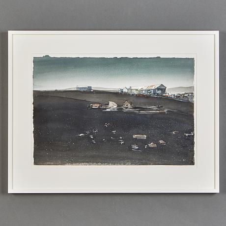 Auktion | LARS LERIN: Deception Island IV | Stockholms
