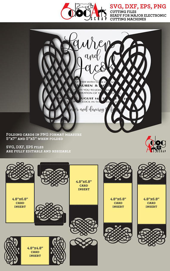 6 scroll lace card envelope templates digital cut svg dxf files 6 scroll lace card envelope templates digital cut svg dxf files wedding invitation stationery cuttable download silhouette cricut jb 867a stopboris Image collections