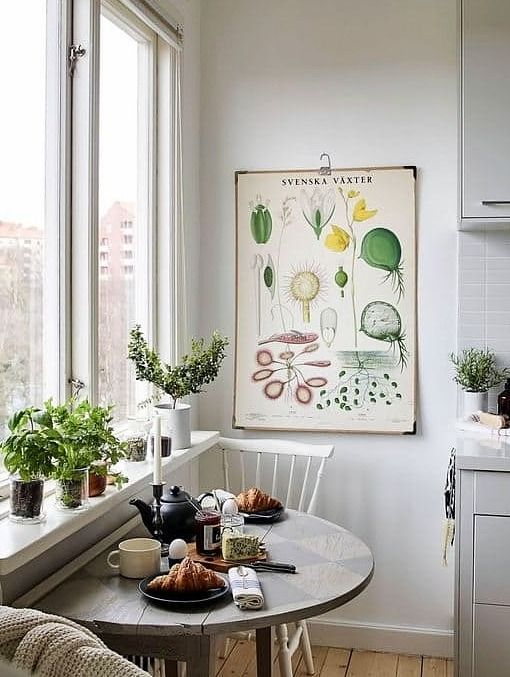 Decorative Branches: A Scandinavian Strategy For Beating The Winter Blues
