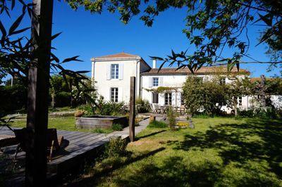 Chambres d'hôtes à vendre à St Sauveur d'Aunis en Charente-Maritime
