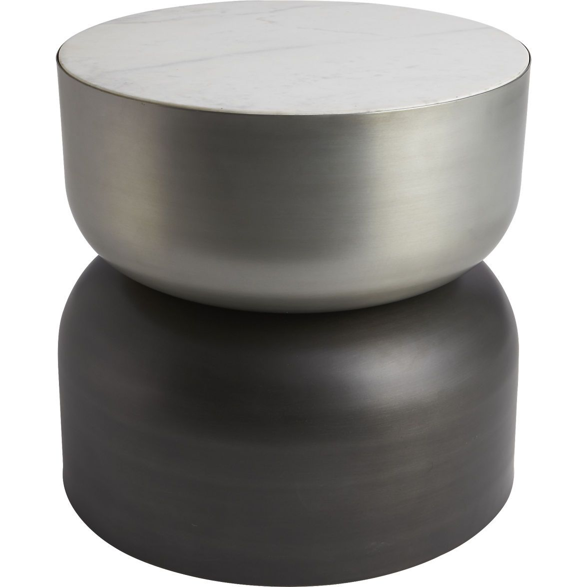 Best Silo Side Tables Cb2 Side Table Modern Side Table 400 x 300