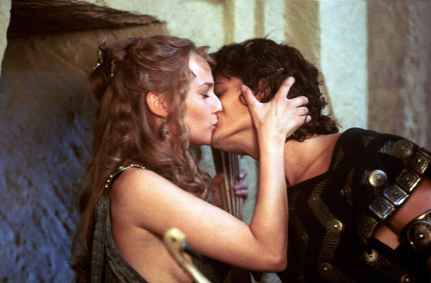 Historical Movie Review: Troy