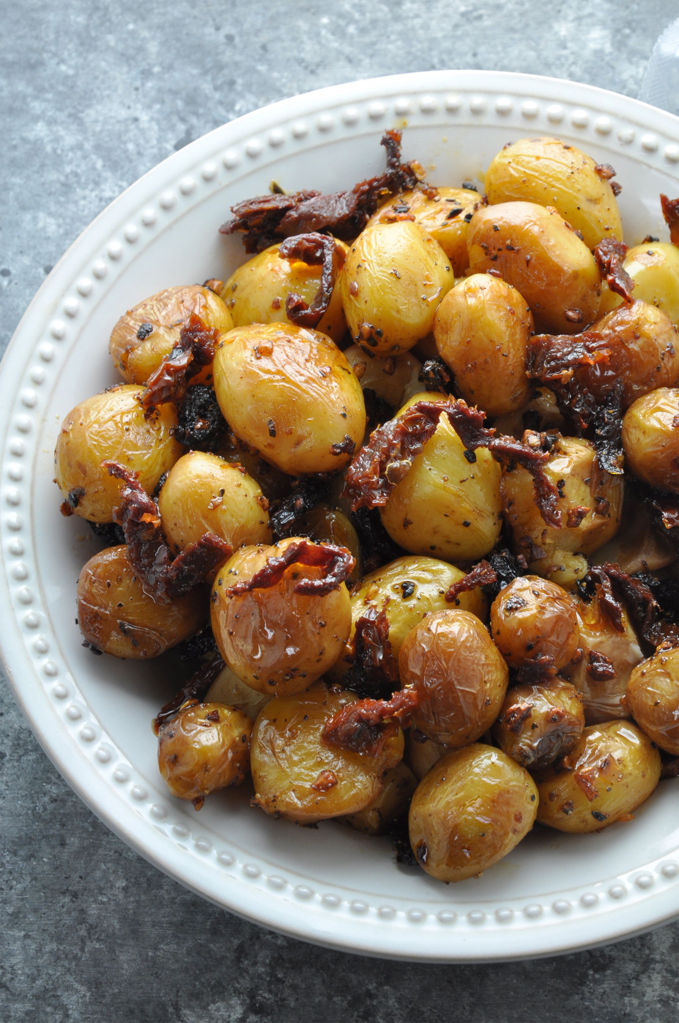 Melissa's Roasted Dutch Yellow Potatoes takes the hassle ...