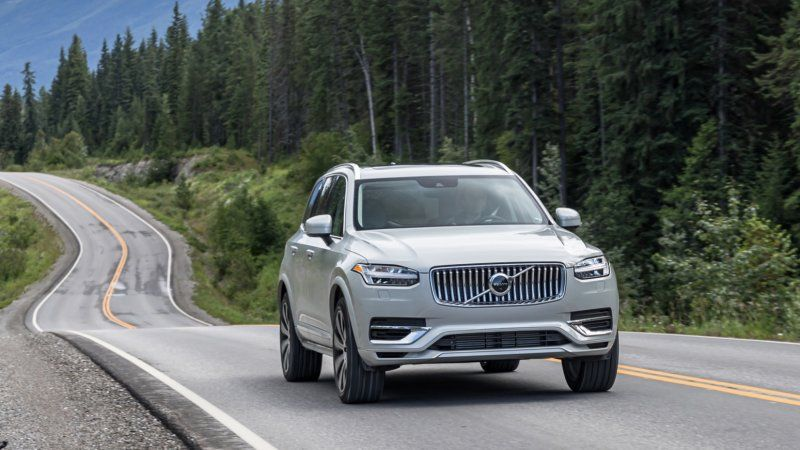 2020 Volvo Xc90 T8 Inscription First Drive Review Impressions Specs Photos Volvo Xc90 Volvo Car