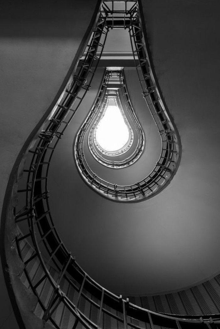 La photo artistique noir et blanc choisir la meilleure for Architecture noir et blanc