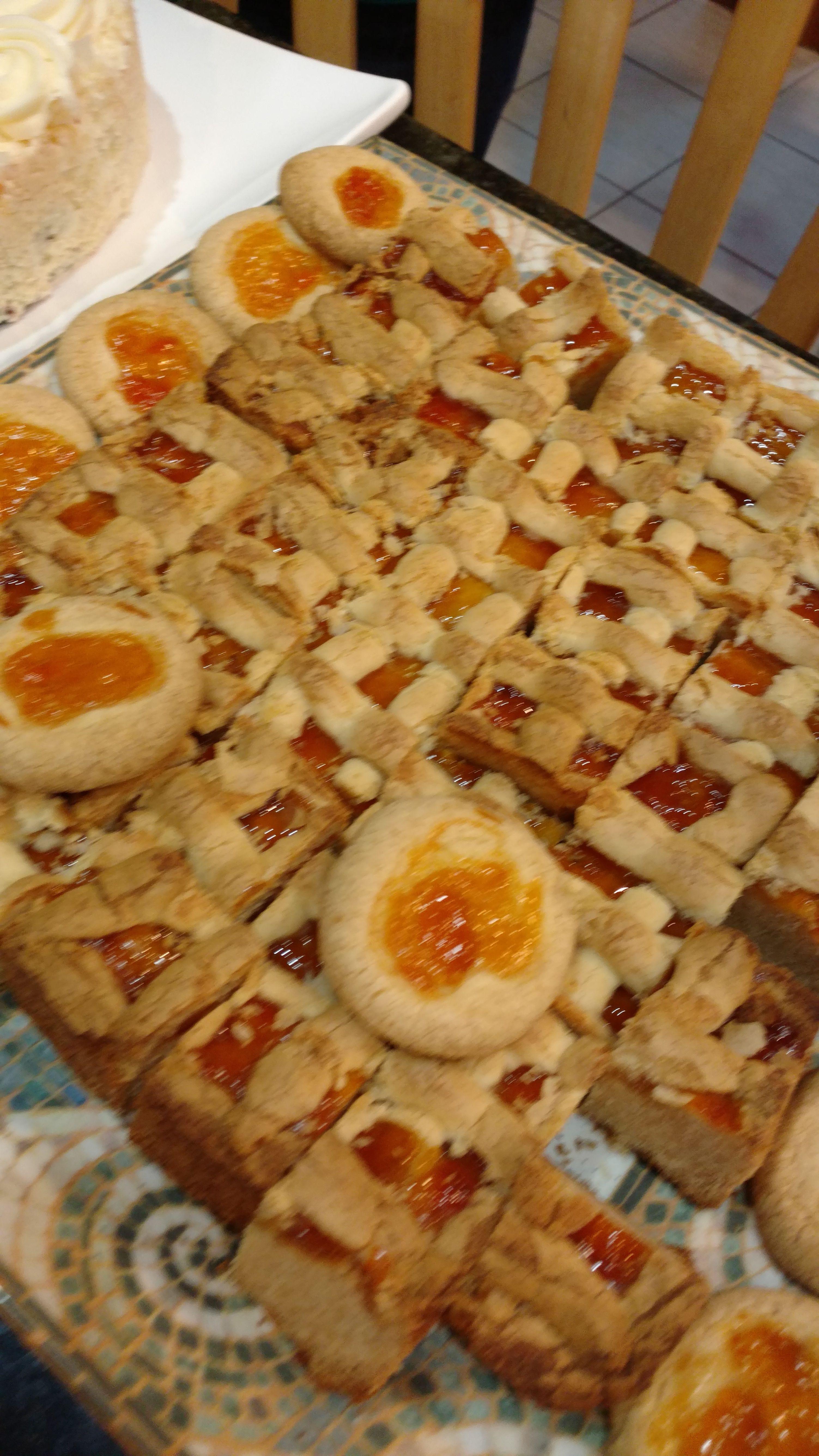 Pasta Flora Rezept pasta flora jam tart recipe