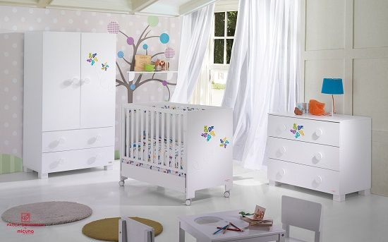 Cuna bebe. http://www.mamidecora.com/muebles.%20micuna%20-%20paola ...