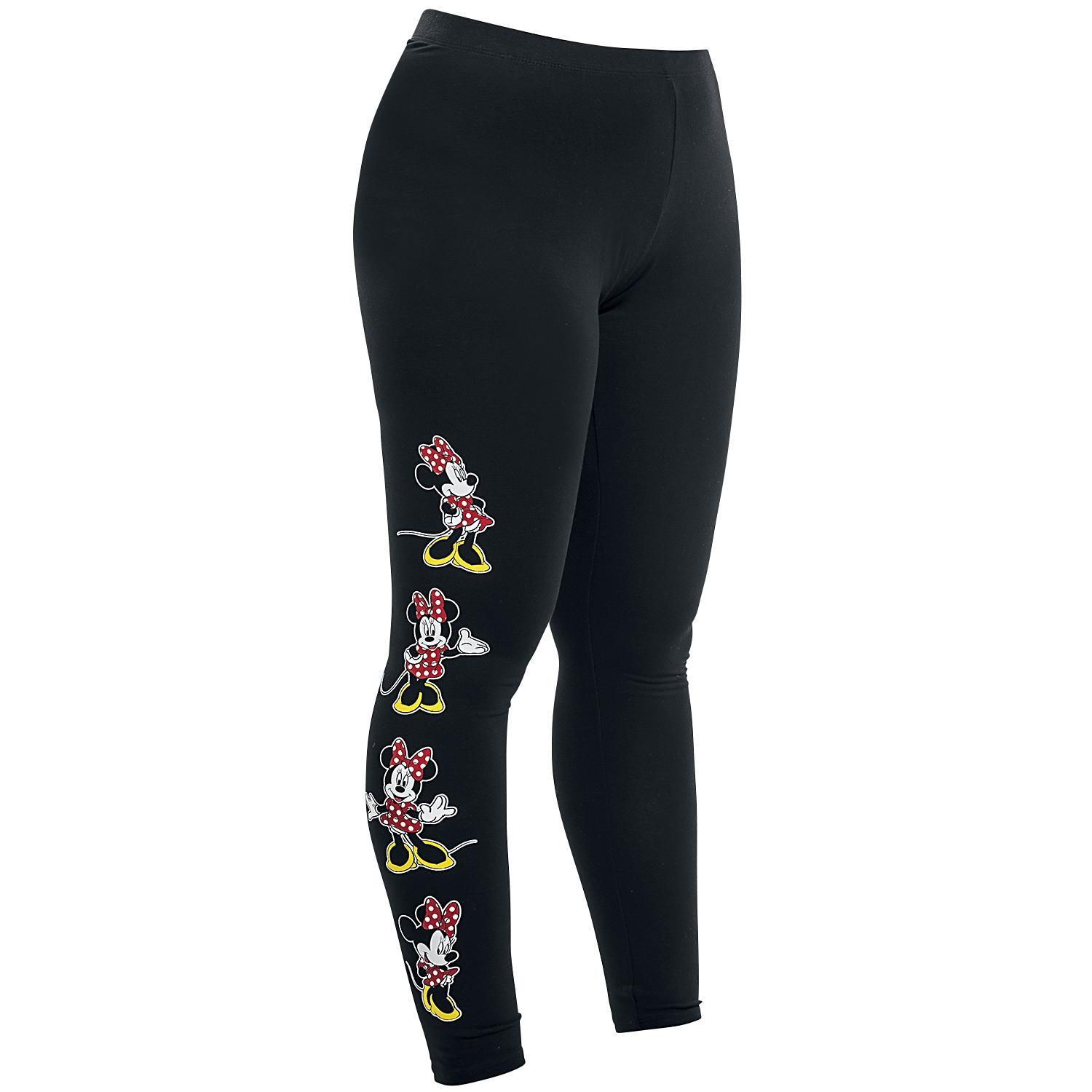Minnie Poses - Leggings by Mickey & Minnie Mouse