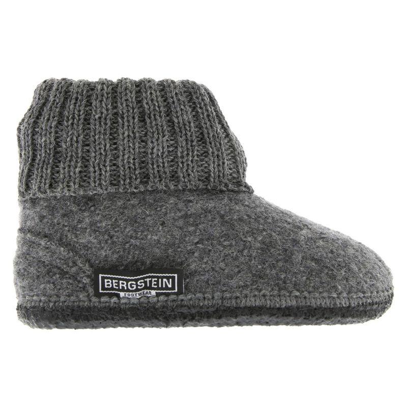 Bergstein Blij Grey Cozy Latex Zo Wool Kind Sloffen xoedrCB