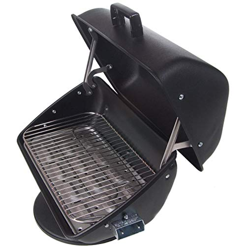 Americana Portable Utility Tabletop Electric Grill Tabletop