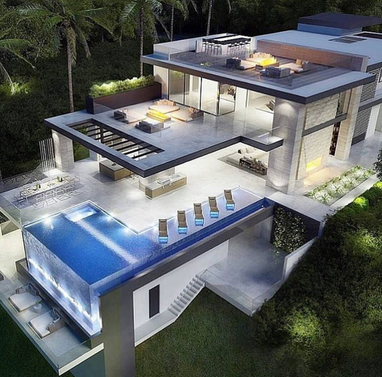 Amazing House With Images Dream