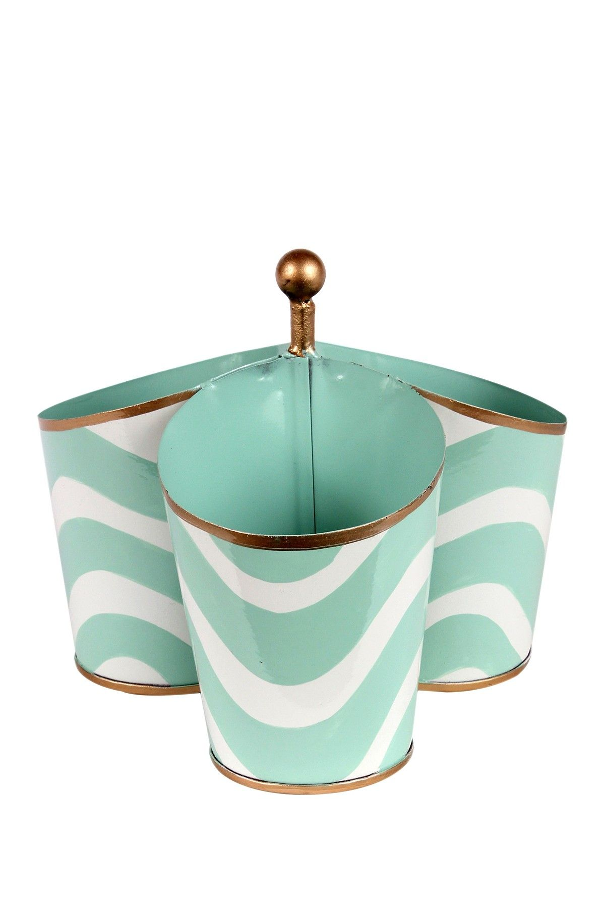 Breakers Aqua Caddy Details: Atop a desk, dining table, or kitchen ...