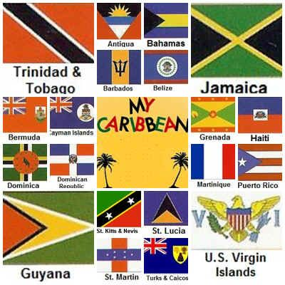 Caribbean flags | Flags in 2019 | Caribbean flags, Caribbean