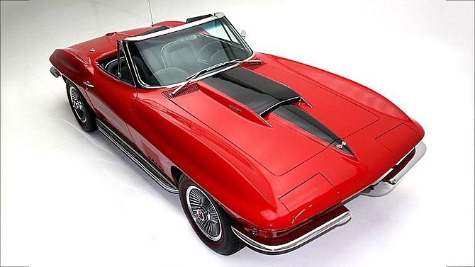 1967 Chevrolet Corvette Convertible 468 Ci 4 Speed L88 Replica Presented As Lot F205 At Housto Chevrolet Corvette Corvette Convertible Chevrolet Corvette L88
