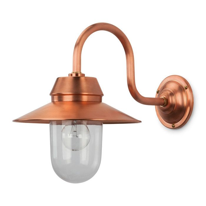 Bolich Small Copper Outdoor Lamp | New Products