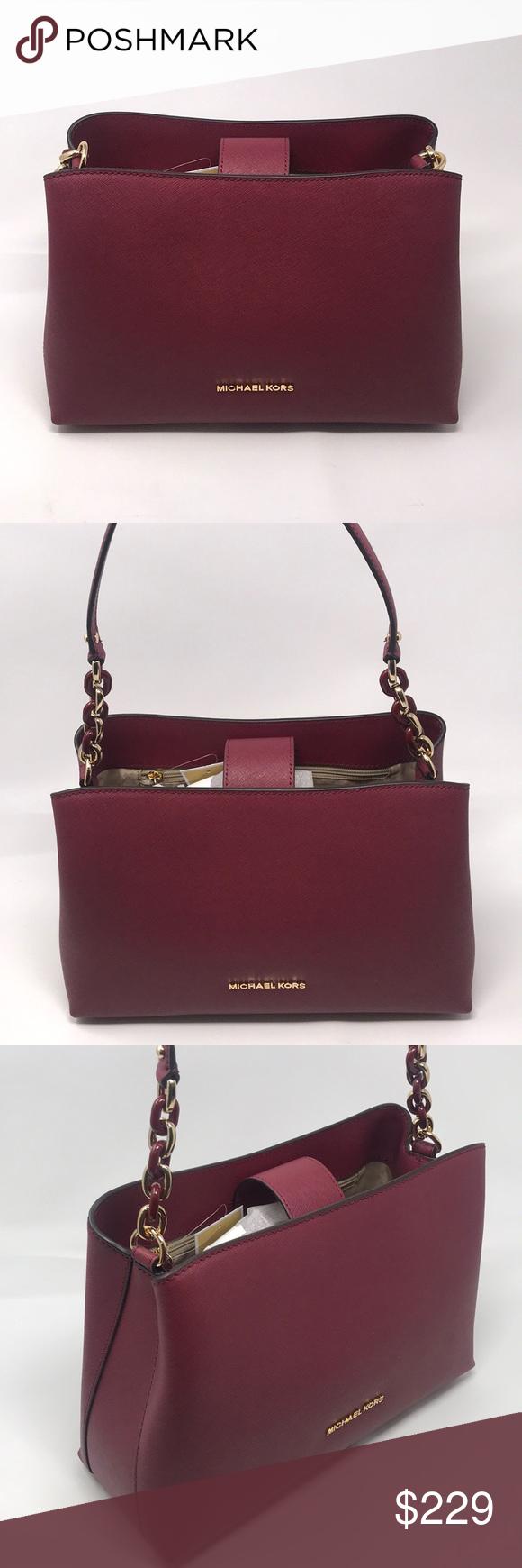 "2deefde577 Michael Kors Mulberry Bag Michael Kors Mulberry Bag 13"" x 9"" x 5"" Michael  Kors Bags"