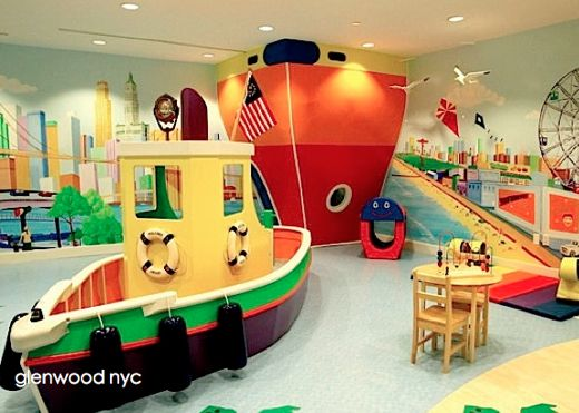 Children S And Kids Room Ideas Designs Inspiration: (cool) Design: Playroom Inspiration